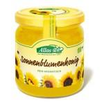 Miód słonecznikowy Bio 500g Allos