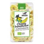 Chipsy bananowe niesłodzone BIO 150g Bio Planet