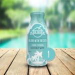Woda kokosowa - butelka szklana 280ml Dr Coco