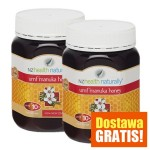 Zestaw 2 x Miód Manuka UMF 10 1000g NZ Health Naturally