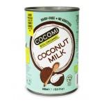 COCONUT MILK - NAPÓJ KOKOSOWY W PUSZCE (17% TŁUSZCZU) BIO 400 ml - COCOMI