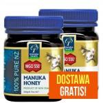 Miód Manuka MGO 550 250g Manuka Health