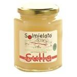 Miód z kwiatu Sulla siekiernica BIO 400g Solmielato