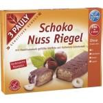 Rigle orzechowo-czekoladowe bezglutenowe 75g 3 Pauly