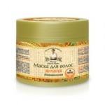 Maska do włosów jajeczna - odżywcza 300 ml Receptury Babci Agafi