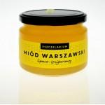 Miód Warszawski lipowo-żmijowcowy 420g Pszczelarium