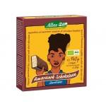 Baton Amarantusowy w gorzkiej czekoladzie BIO 140g5szt Allos