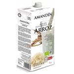 Napój ryżowy BIO 1L Amandin