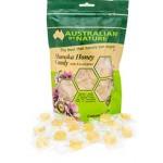 Cukierki z Miodem Manuka i eukaliptusem 60 sztuk 190g Australian By Nature