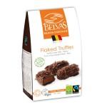 Czekoladki Truffle gorzka czekolada 72 BIO 100g Belvas