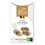 Czekoladki Truffle z migdałami BIO 100g Belvas