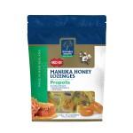 Cukierki z Miodem Manuka MGO™ 400, Propolisem i witaminą C 250g (duża paczka) Manuka Health