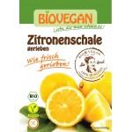 Skórka cytryny suszona bezglutenowa BIO 9g BioVegan