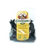 Makaron z czarnego ryżu rurka 250g BIO Castagno