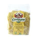 Makaron półrazowy z pszenicy Durum krótkie nitki 500g BIO Castagno