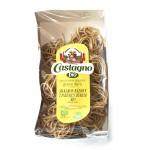 Makaron razowy z pszenicy Durum gniazda 250g BIO Castagno
