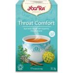 Herbata na Gardło BIO 17x18g Yogi Tea