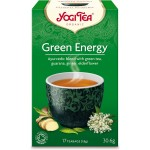 Herbata Zielona Energia BIO 17x18g Yogi Tea