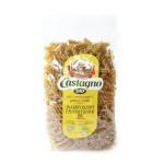 Makaron razowy z pszenicy Durum świderki 500g BIO Castagno