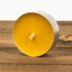 Świeca podgrzewacz mały (tealight) Łysoń