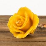 Świeca woskowa róża Łysoń