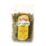 Makaron z pszenicy Durum z porem kolanka 500g BIO Castagno
