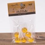 Lizaki miodowe z witaminą c 6 sztuk Łysoń
