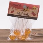 Lizaki miodowo- propolisowe 6 sztuk Łysoń