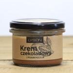 Krem czekoladowy z pyłkiem pszczelim 200g Łysoń