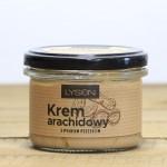 Krem arachidowy z pyłkiem pszczelim 200g Łysoń