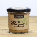 Krem pistacjowy z pyłkiem pszczelim 100g Łysoń