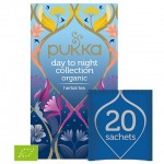 Pukka Herbata Day to Night Collection BIO 20 saszetek