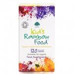 G&G Kids Rainbow Food BIO 120 mini kapsułek