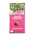 Guma do żucia o smaku owoców jagodowych BIO 15g Chicza