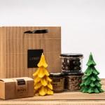 Zestaw prezentowy torebka 24x10x23 cm Łysoń