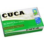 Tuńczyk biały bonito w oliwie z oliwek BIO 112g Cuca