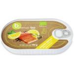 FILET Z ŁOSOSIA W OLIWIE Z OLIWEK Z CYTRYNĄ (PUSZKA) BIO 150 g - BETTER FISH (B SALMON)