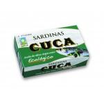 Sardynki w oliwie z oliwek BIO 120g Cuca