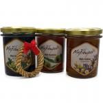 Świąteczny zestaw miodowy Pasieki Melidoron