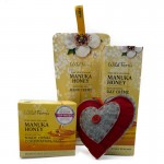 Świąteczny zestaw kosmetyków WIld Ferns Manuka Parrs
