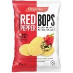 Chipsy o smaku paprykowym BEZGL. BIO 85 g