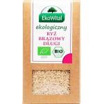 Ryż brązowy długi BIO 500 g EkoWital