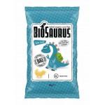 Chrupki kukurydziane Dinozaury z solą morską BEZGL. BIO 50 g