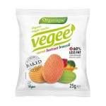 Chipsy warzywne BEZGL. BIO 25 g Vegee