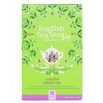 Herbata zielona jaśminowa (20x2) BIO 40 g