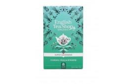 Herbatka ziołowa z hibiskusa z owocem dzikiej róży (20x1,75) BIO 35 g English Tea Shop