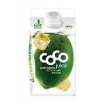 Woda kokosowa z bananem BIO 500ml Dr Martins