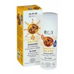 Krem na słońce faktor SPF 45 dla dzieci i niemowląt Baby&Kids 50ml Eco Cosmetics