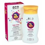 Płyn do kąpieli dla dzieci i niemowląt z owocem granatu i rokitnikiem Baby&Kids 200ml Eco Cosmetics