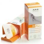 Krem na słońce z rokitnikiem i oliwką SPF20 75ml Eco Cosmetics